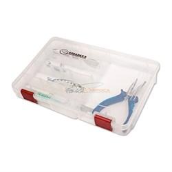 Коробка Kosadaka TB1201, 275x180x40мм, для приманок, регулируемая - фото 34160