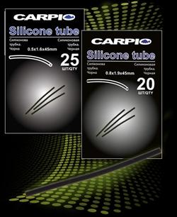 Силиконовая Трубка Carpio Silicone Tube 0,5мм - фото 3777