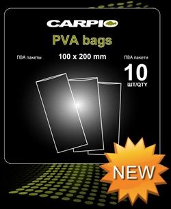 ПВА Пакеты Carpio Pva Bags 100Х200мм - фото 3782