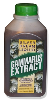 Silver Bream Liquid Gammarus Extract 0.6л. (Гаммарус) - фото 3820