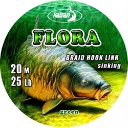 Повод, Матер, Flora 25Lb 20м Зеленый - фото 3851