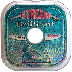 Леска Stream Premium 30м 0,25мм - фото 4358