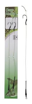 Поводок карповый Carp Hunter Classic Boilie Rig 6 2шт/уп - фото 44285