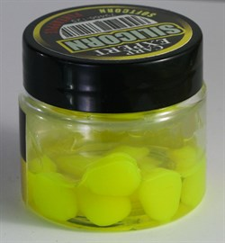 Кукуруза Плавающая Carp Expert ElastoCorn Yellow - Pineapple Maxi 8шт/уп - фото 44679