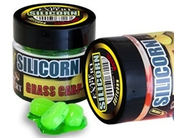 Кукуруза Силиконовая Тонущая Carp Expert Silicorn Neon Yellow -Garlic - фото 4889
