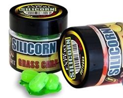 Кукуруза Силиконовая Тонущая Carp Expert Silicorn Red - Bloodworm (Мотыль) - фото 4892