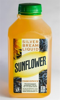 Silver Bream Liquid Sunflower 0,6л (Подсолнух) - фото 49672