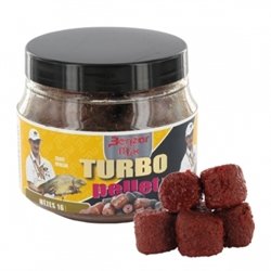 Benzar Mix Turbo Pellet 16мм Big Fish - фото 5270