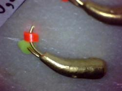 Коза-Уралка 2,5 Золочение, Кембрик 0,5гр 3шт - фото 6161