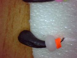 Уралка 3 Укороченная Чёрная С Эксцентриком 0,5гр 3шт - фото 6187