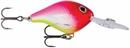 Воблер Rapala Ultra Light Crank плавающий до 1,2-2,4м, 3см, 4гр, SHP