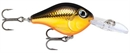 Воблер Rapala Ultra Light Crank плавающий до 1,2-2,4м, 3см, 4гр, G