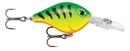 Воблер Rapala Ultra Light Crank плавающий до 1,2-2,4м, 3см, 4гр FT
