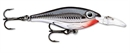 Воблер Rapala Ultra Light Shad медленно тонущий 1,2-1,5м 4см 3гр CH