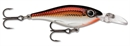 Воблер Rapala Ultra Light Shad медленно тонущий 1,2-1,5м 4см 3гр, SBR