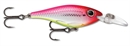 Воблер Rapala Ultra Light Shad медленно тонущий 1,2-1,5м 4см 3гр, SHP