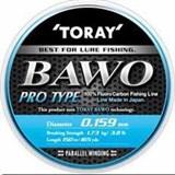 Toray Bawo Pro Type 150м. 0,223мм. 7,2lb