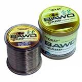 Toray Bawo Carp 1000м. 0,337мм. 16lb