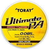 Toray Ultimate Pa 50м. 0,085мм. 1,7lb