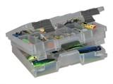 Plano 4600 Двухуровневый органайзер для приманок 276х190х69