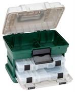 Ящик Plano 1362-00 Ящик для приманок с 2-мя коробками 3600 340х254х247 мм