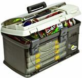 Plano 7771-00 Большой ящик с 4-мя коробками 3771+ коробка для спинербейтов + 3 коробки 2-3500  539х304х304мм