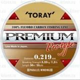 Toray Premium 50м. 0,134мм. 3lb