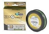 Плетеная Леска Power Pro Zero Impact 135м Aqua Green/Black 0.28мм 20кг