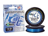 Плетеная леска Power Pro 70м Ice Blue 0,10мм