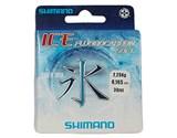 Леска Shimano Ice Silkshock Fluorocarbon 30м 0,255