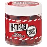 Dynamite Baits бойлы плавающие 20мм. Strawberry & Scopex Nut Crunch  150гр.