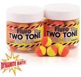 Dynamite Baits бойлы плавающие 15мм. Tutti Frutti & Pineapple Two Tone 150гр.