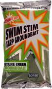Dynamite Baits прикормка 900гр. Swim Stim Green betaine база/зелёная