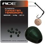 ACE Tungsten Teardrop размер L вольфрамовый утяжелитель
