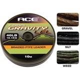 ACE лидкор Gravity LFL - Weed 40lb x 10м зеленый
