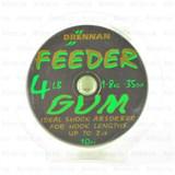 Drennan Feeder Gum 0,55мм 10м 8Lb 3-6кг