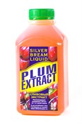Silver Bream Liquid Plum Extract 0.6л. (Слива)