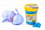 Паста Berkley Natural Scent Trout Bait Glitter Garlic Pure Neon Blue