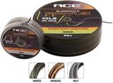 Лидкор Camo-Flex Soft Lead Core Silt 45lb, 5м Черный