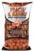 Бойлы Dynamite Baits Тонущие 10мм Peach & Mango 1кг