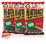 Пелетс Dynamite Baits Hi-Attract Betaine Green 6мм 900гр
