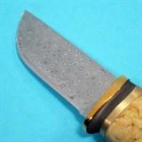Нож Marttiini Damascus, Деревянная Подарочная Упаковка