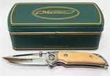 Нож Складной Marttiini MFK W1 (70/170)