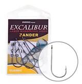 Крючки Excalibur Zander Classic 1/0 6шт/уп