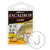 Крючки Excalibur Carp Maggot Ns 10