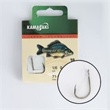 Готовый Поводок Kamasaki Carbon Hook K807BN №08, 0,20мм, 70см 10шт/уп