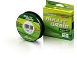 Леска Плетёная Bullit Braid Green 135м 0,12мм