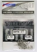 Крючки Tubertini series 1T № 12 25шт/уп