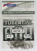 Крючки Tubertini series 2 Opaco (Special) № 6 25шт/уп