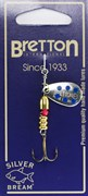 Блесна Bretton Original N1 SBB